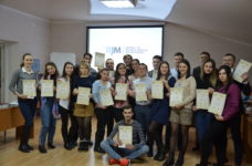 """A new group of young people became promoters of democracy thanks to the """"Applied democracy"""" Winter School 2019"""