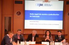 CRJM vine cu un șir de recomandări pentru reformarea instituției judecătorului de instrucție