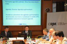 CRJM recomandă sporirea transparenței Consiliului Superior al Magistraturii