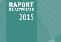 Raport de activitate 2015