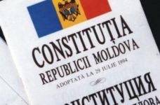 Declarație de susținere a inițiativei Președintelui Republicii Moldova