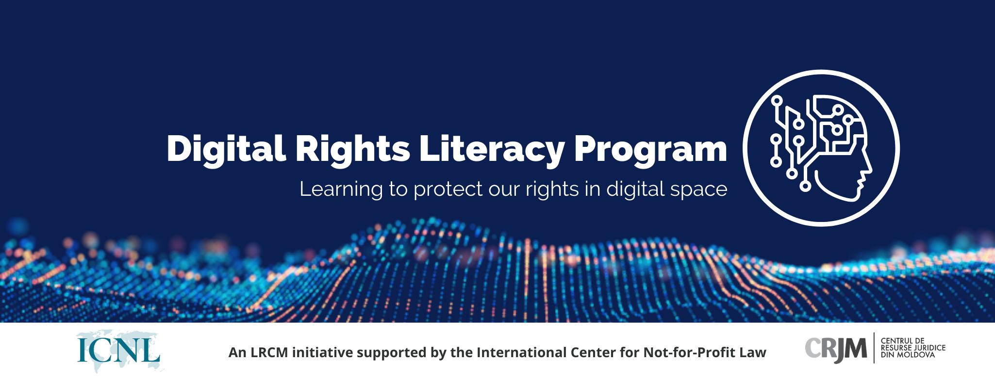 En digital rights cover
