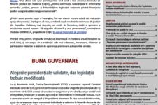 Buletin informativ Nr. 12 (octombrie–decembrie 2016)