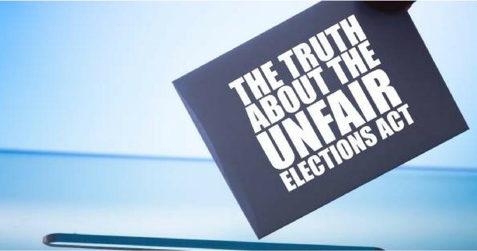 Iniţiativa de modificare a sistemului electoral nu poate fi îmbunătăţită – ea trebuie retrasă