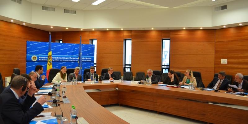 La Chișinău a fost inaugurată cea de-a II-a reuniune a Platformei societăţii civile Republica Moldova–Uniunea Europeană