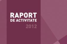 Raport de activitate 2012