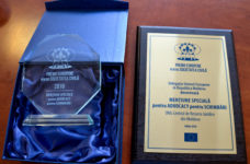 LRCM was awarded at the European Union Awards Gala for Civil Society