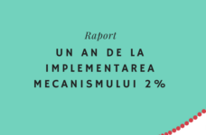 Bilanțul primului an de implementare a mecanismului 2%