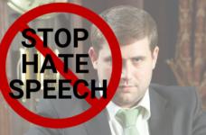 Comportamentul lui Ilan SHOR instigă la ură și violență și nu poate fi lăsat nesancționat de către autorități