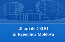 21 years of ECHR in the Republic of Moldova