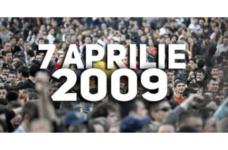 CtEDO: Moldova a investigat lent și nu a sancționat adecvat polițiștii care, în aprilie 2009, au abuzat protestatarii