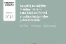 (En) Case-law on integrity issues – is the practice of courts uniform?