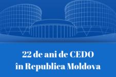 22 de ani de cedo în republica moldova