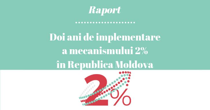 Raport doi ani de implementare a mecanismului 2% în republica moldova_2