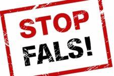 Stop fals