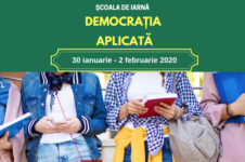 Scoala de iarna democratia aplicata (website photo)