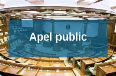APEL PUBLIC: Organizații ale societății civile solicită Parlamentului să decidă asupra propunerilor CSM privind numirea judecătorilor și a conducerii CSJ
