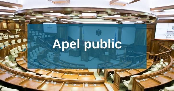 Apel public