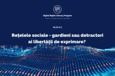 Rețelele sociale – gardieni sau detractori ai libertății de exprimare?