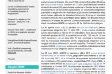 Buletin Informativ nr. 34 (iunie 2021)