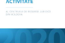 Raport de activitate pentru anul 2020